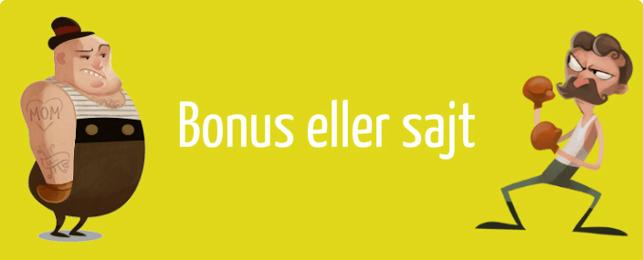 Bonus eller sajt